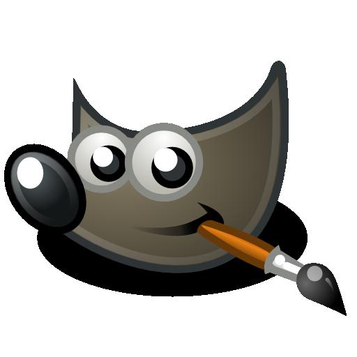 GIMP - Logiciel de dessin pour retouche photos et images - Ombre portée - Watermark - détourer