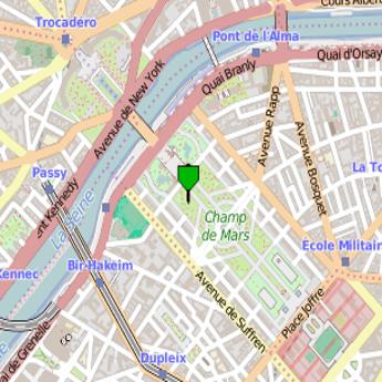 Carte OpenStreetMap - Marqueur - Infobulle - Base TextFile Fichier TXT - Cooordonnées GPS - Longitude Latitude - Webinfotuto.free.fr