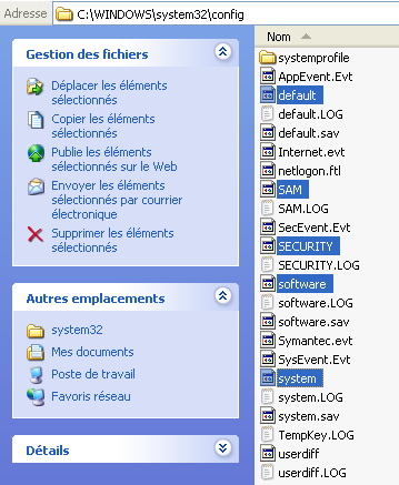 réparer registre windows 7